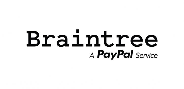 Braintree pour paiements sur boutique WooCommerce